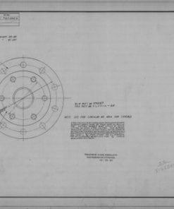 D430907A InjectorCheckFlange 19440429