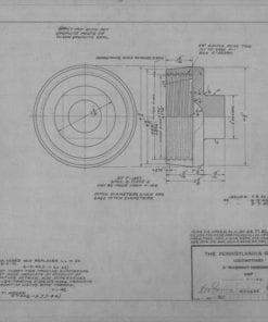 E426693C WashoutHandholeCap3inch 19440907