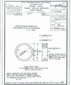 F414318C ConeSpacer 19460115